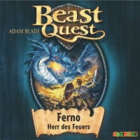 Beast Quest (1): Ferno, Herr des Feuers